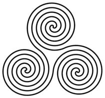 triplegodspiral