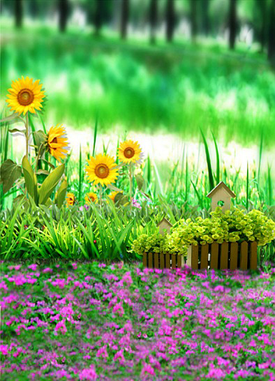 spring scene image-triplemoonalchemy
